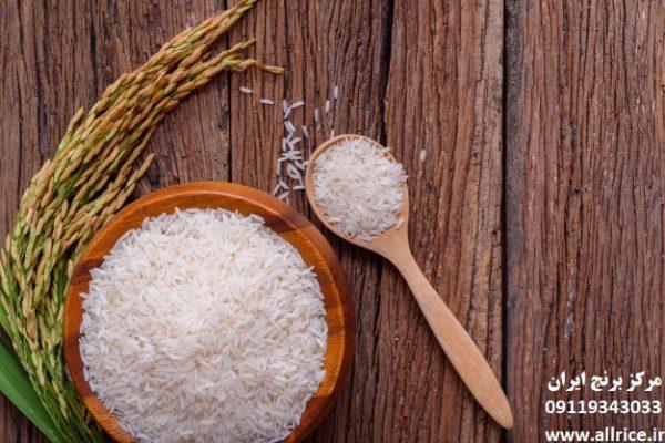 فروش برنج دمسیاه استان گلستان