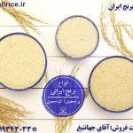 قیمت انواع برنج ایرانی99