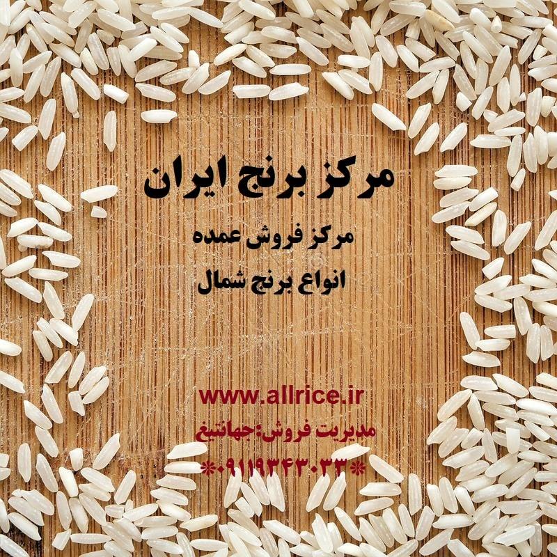 مرکز برنج ایران