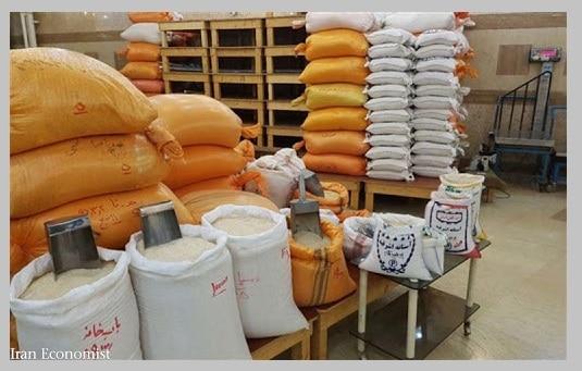 خرید عمده برنج طارم فجر سوزنی