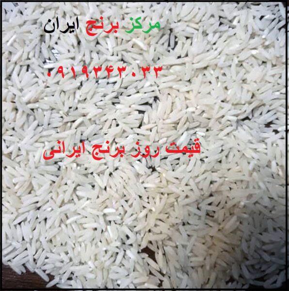 فروش انواع برنج فجر