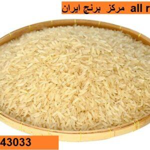 خرید عمده برنج هندی
